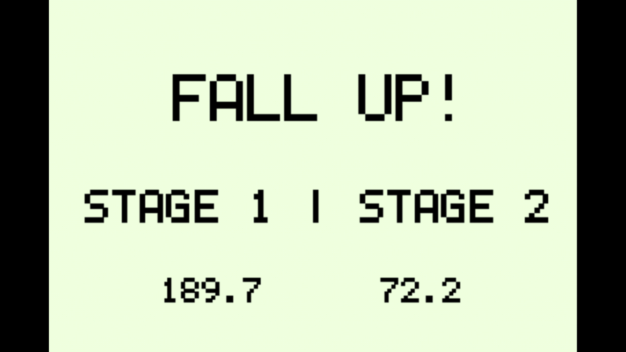 Fall Up! - screenshot