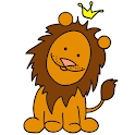 Kids Zoo Animal Sounds &Photos logo