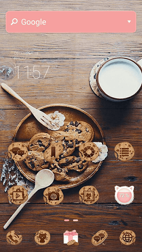 Chocochip Cookies ドドルランチャーテーマ