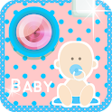 Collage Editor Baby Pic Frames icon