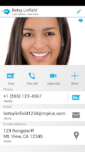 Messaging Plus - screenshot thumbnail