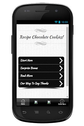 Recipes Chocolate Cookies