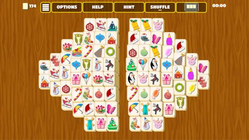 Mahjong Holiday Joy Spec Edtn
