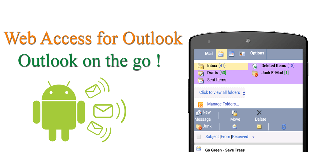 Download Web Access for Outlook Email APK latest version app