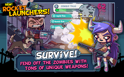 ZOMBIES ATE MY FRIENDS Screenshot 8
