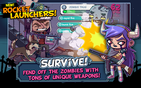 ZOMBIES ATE MY FRIENDS 2.1.1 screenshot 16990