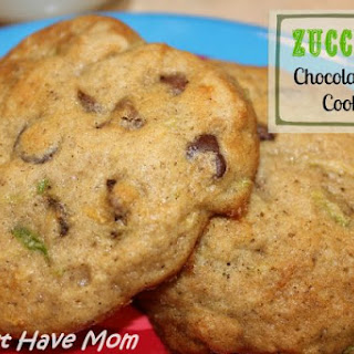 Zucchini Chocolate Chip Cookies Recipe!