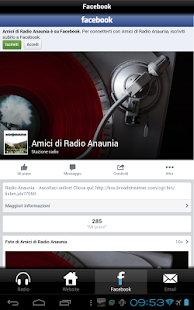 Radio Anaunia- screenshot thumbnail
