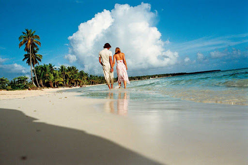 Windstar-Cruises-beach-tropics - Walk in the surf with your honey and forget your cares during a Windstar Cruise odyssey to the tropics.