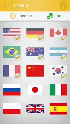 World Flag Quiz 教育 App-癮科技App