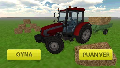 拖拉機運輸動物3D