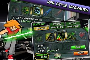 Screenshot of Don't Run With a Plasma Sword