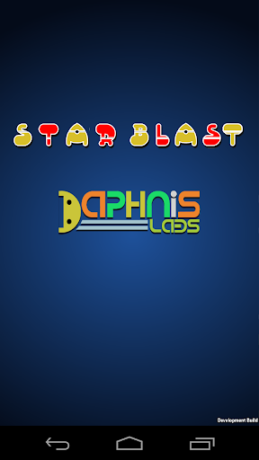 Star Blast game