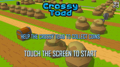 Crossy Toad