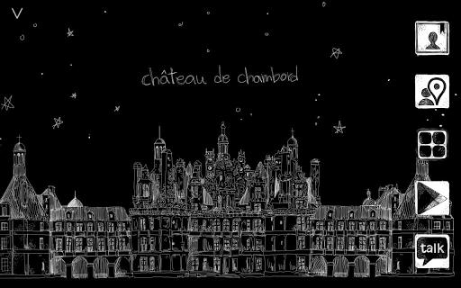 Castles in France Atom Theme