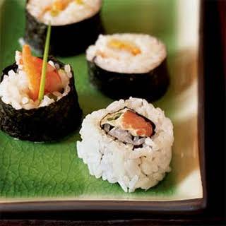 Shrimp Maki.