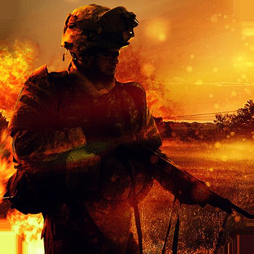 村の狙撃ミッション3D 動作 LOGO-玩APPs