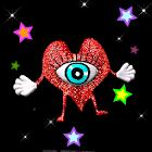 Heart KIRA*KIRA LWP icon