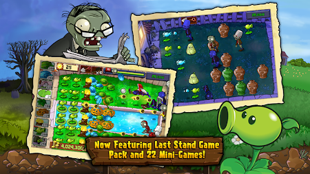 Plants vs. Zombies FREE APK screenshot thumbnail 4