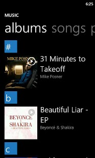 UberMusic- screenshot thumbnail