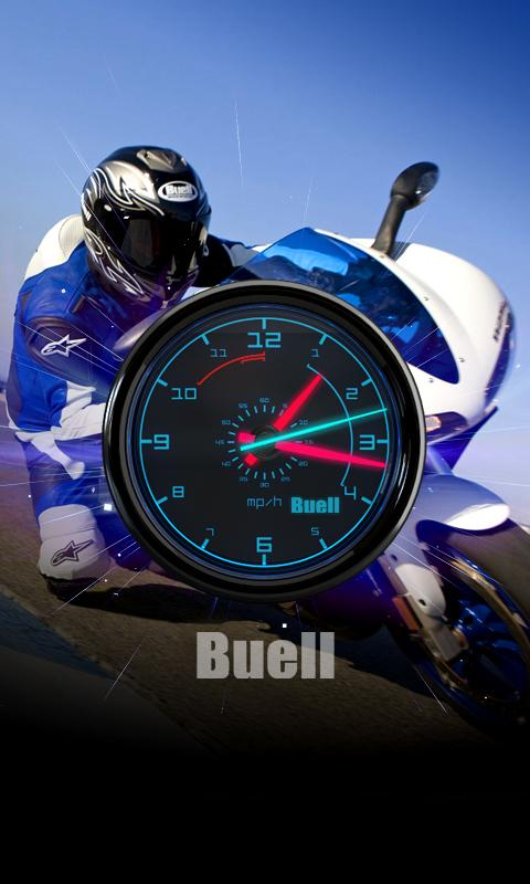 Buell Superbike Moto 3D HD LWP - screenshot