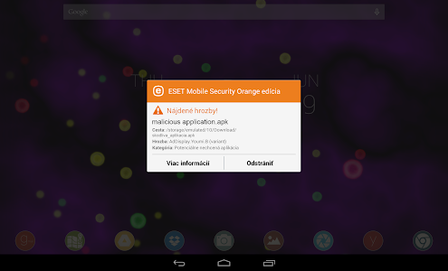 Mobile Security Orange Edition screenshot 16