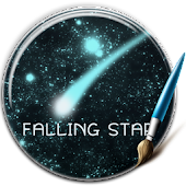 Falling Star Keyboard