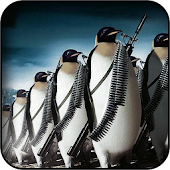 Funny Penguin Wallpapers