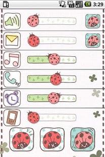 Sound setting of Ladybug- screenshot thumbnail