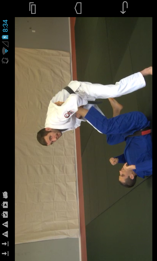 Legal Leg Locks- screenshot