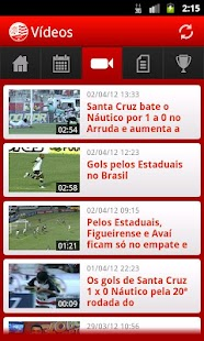 Náutico SporTV - screenshot thumbnail