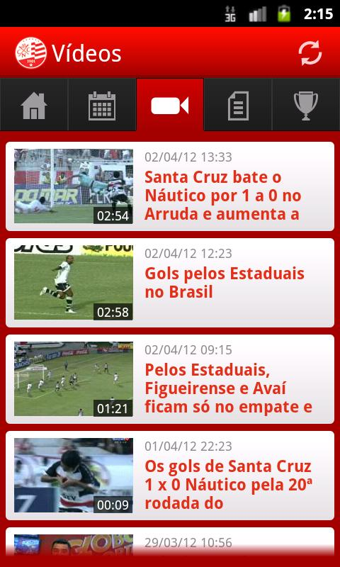 Náutico SporTV - screenshot
