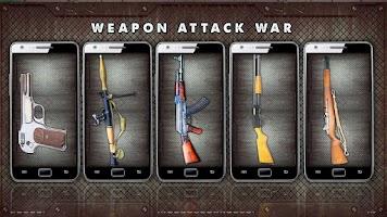 Screenshot of Weapon Attack War