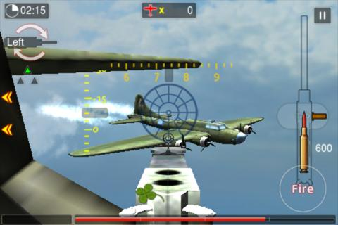 Medal of Gunner- screenshot