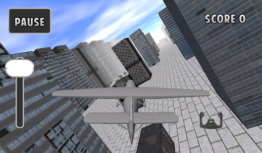 Simulador de vuelo Gran ciudad