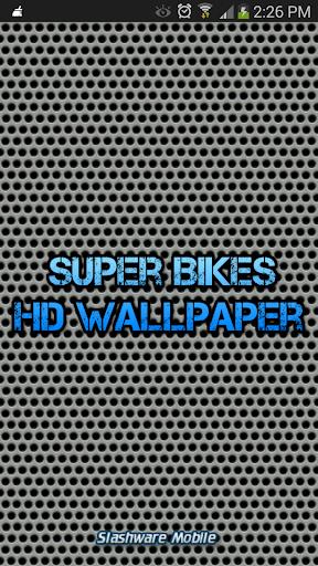 Super Bikes HD Wallpaper