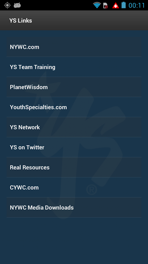 Youth Specialties Events - screenshot