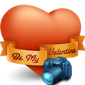 Romantic Camera for Valentine icon