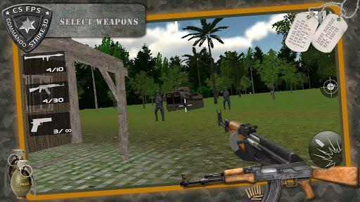 玩動作App|突击队打击FPS三维免費|APP試玩