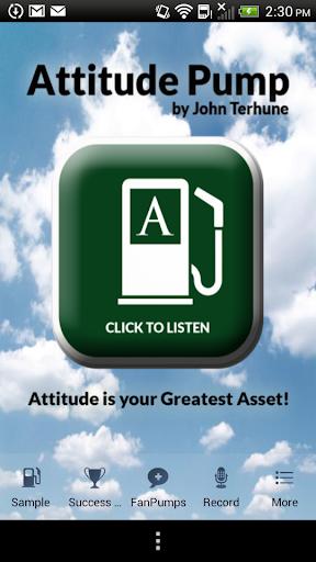 Attitude Pump - Success Habits
