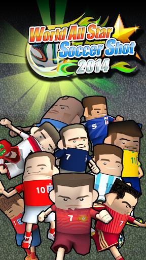 World All Star Soccer Shot