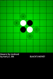 Reversi for Android - screenshot thumbnail