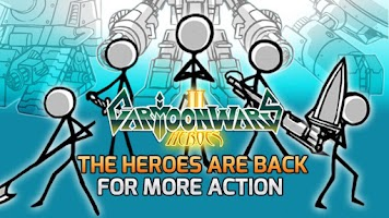 Screenshot of Cartoon Wars 2