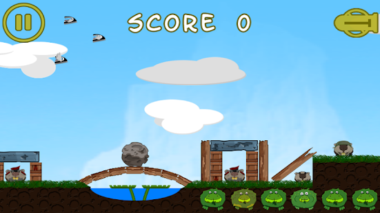Battle Frogging Free - screenshot thumbnail