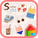 Summer dodol theme icon
