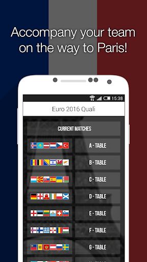 Euro 2016 France Qualifiers