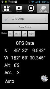 GPS Data for Sony SmartWatch