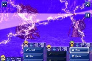 Screenshot of FINAL FANTASY VI