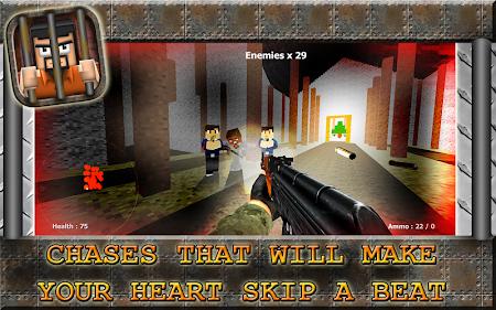 Cube Prison: The Escape C6 screenshot 54335