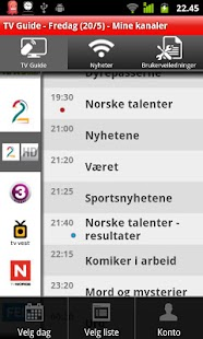 Altibox for Android - screenshot thumbnail
